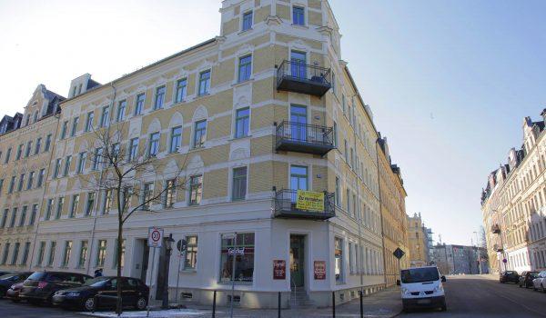 Dorotheenstrasse Außenansicht
